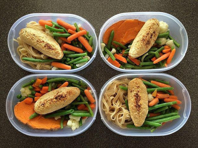 Healthy Eating – Meal Prep Ideas