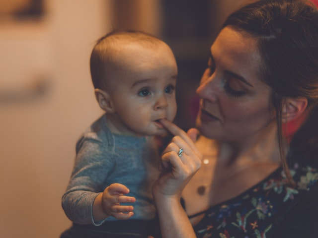 Dealing With Baby Teething Problems