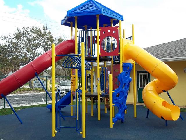 Compliant Playground Design