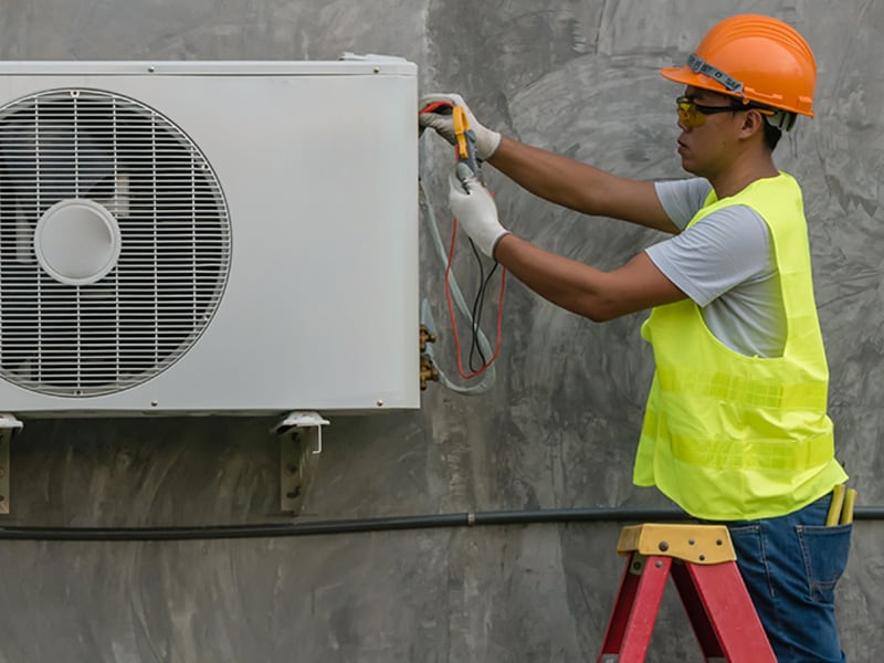 Flexible Air Conditioning Ducting