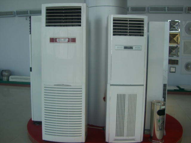 Air conditioning construction for Dresden