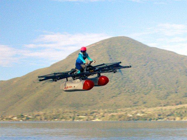 A Wonderful Flying Machine