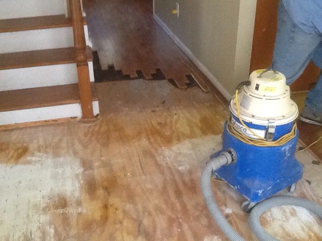 Restoration From Floods And Water Damage