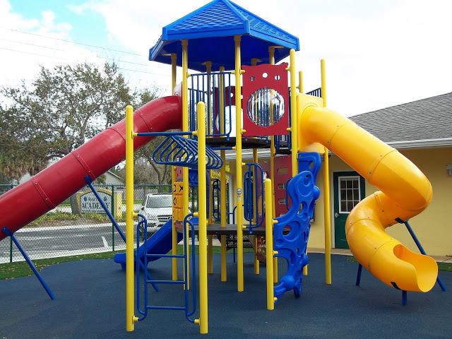 Compliant Playground Design